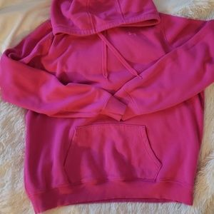Pink Women's Under Armour Hoodie